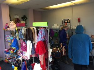 SHE-UK Charity shop - supporting abuse survivors