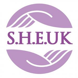 Get involved with S.H.E. UK